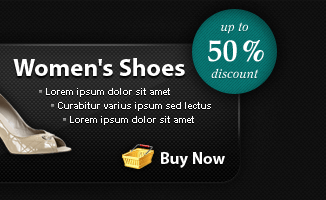 Sales Banner(PSD)