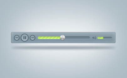 mp3-player-psd