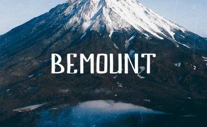 bemount_free_handwritten_font