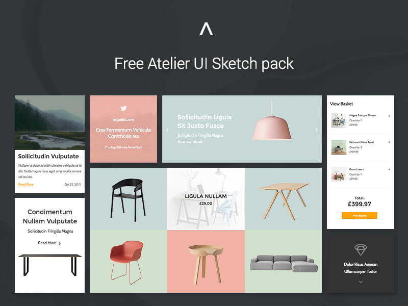 Atelier Sketch Template