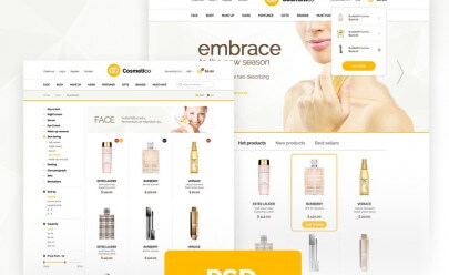 cosmetica_free_ecommerce_template