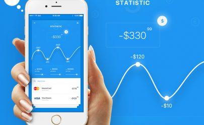 Statistics App PSD