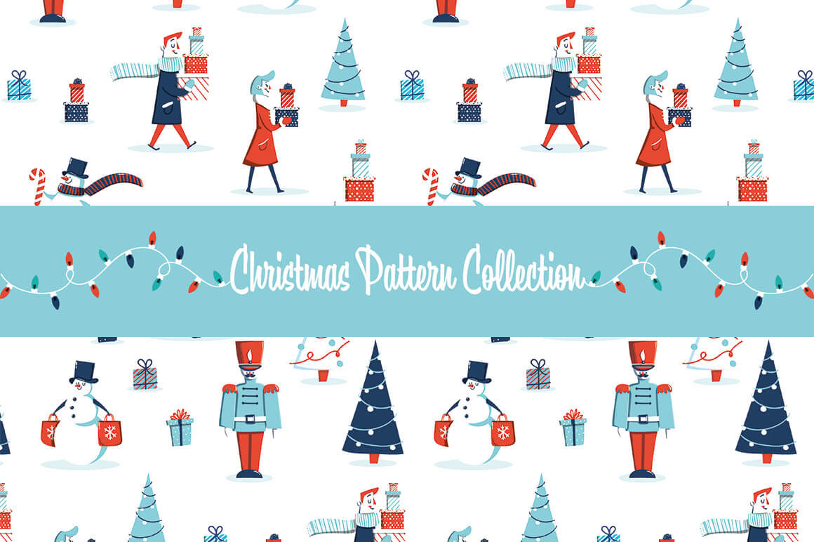 Christmas Patterns FREE