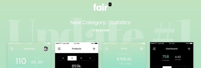 Fair-UI-Kit