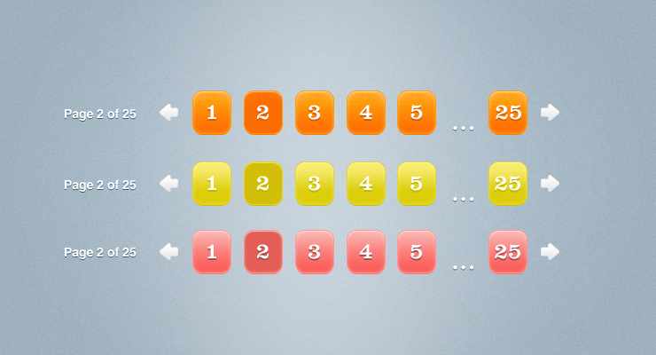 Page Numbers(PSD)