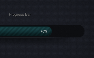 Progress Bar(PSD)