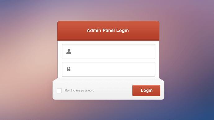 admin-panel-login