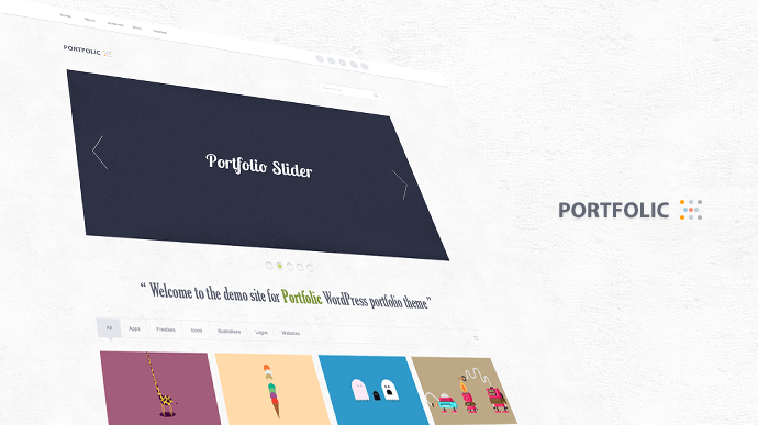 portfolic-portfolio-theme