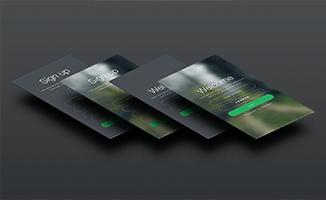 login-register-ios7-app-design-psd-thumbnail