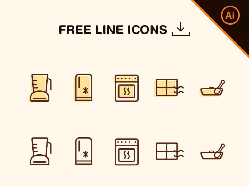 kitchen_icon_free_ai