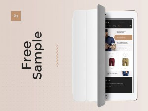 Monica UI Kit Free PSD