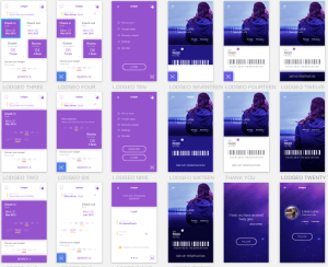 Project App Large Ui Kit Sketch & PSD