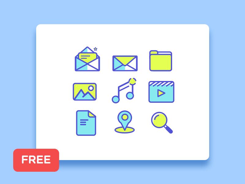 line icon sketch