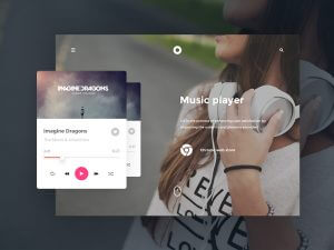 music_player_free_psd