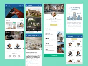realestate_app_design_sketch