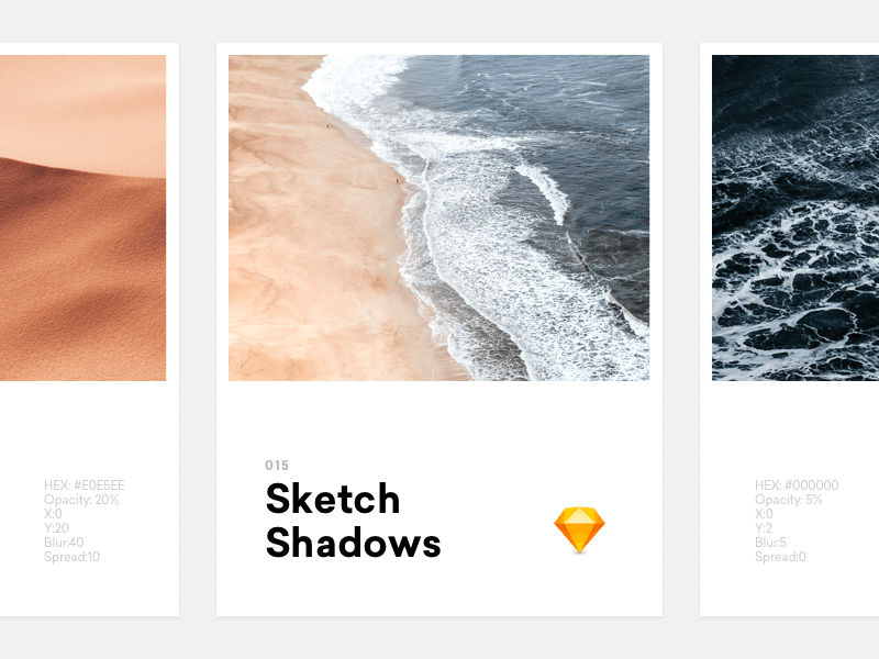 Sketchapp Shadows