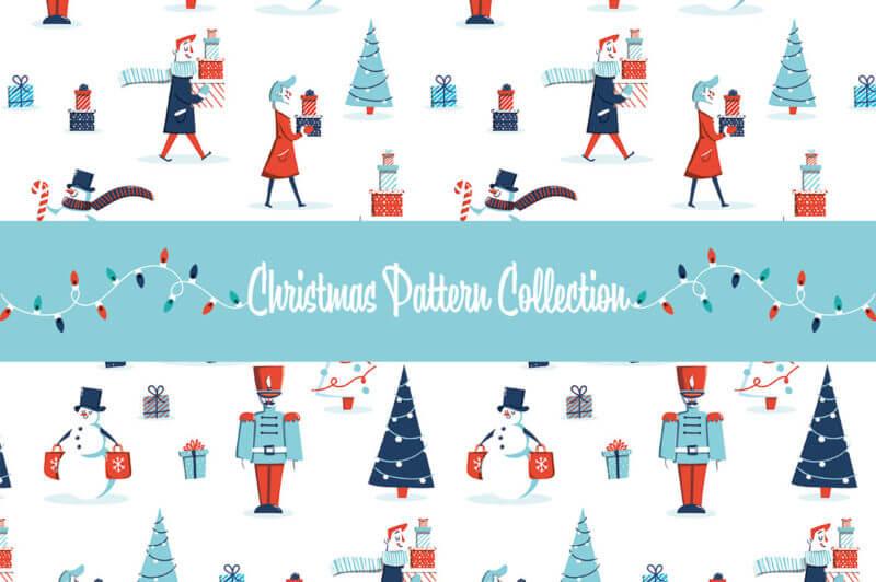 Christmas Patterns FREE