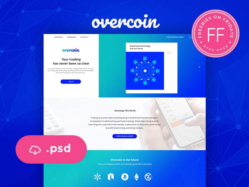 Overcoin Cryptocurrency PSD