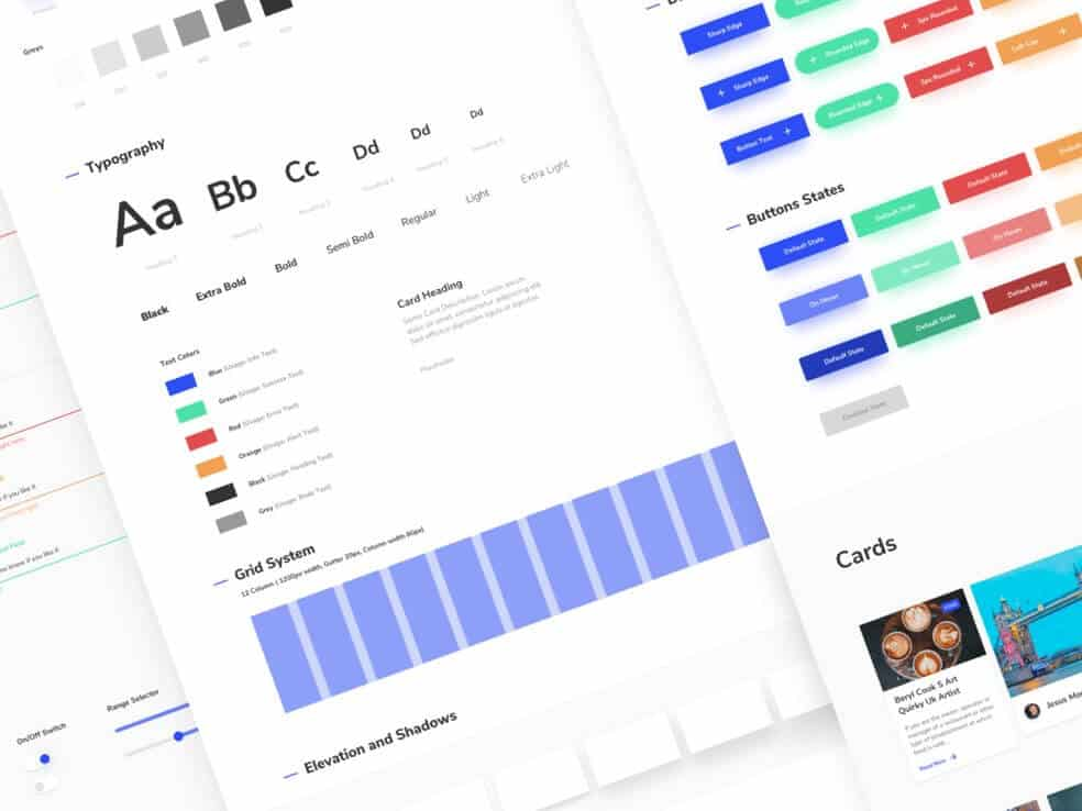 Radiance Design System (Sketch App)
